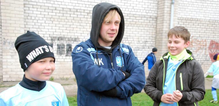 e518430c58a Pärnu JK Poseidon noortevõistkonnad mängivad sel hooajal Sindi staadionil