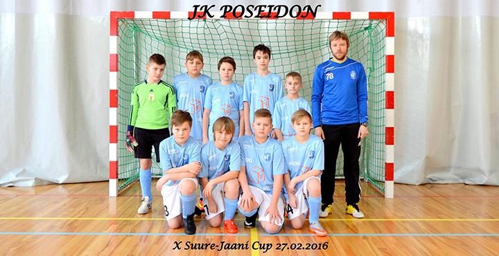 699e406eafc JK Poseidon käis Suure-Jaani Cupil | Pärnu JK Poseidon